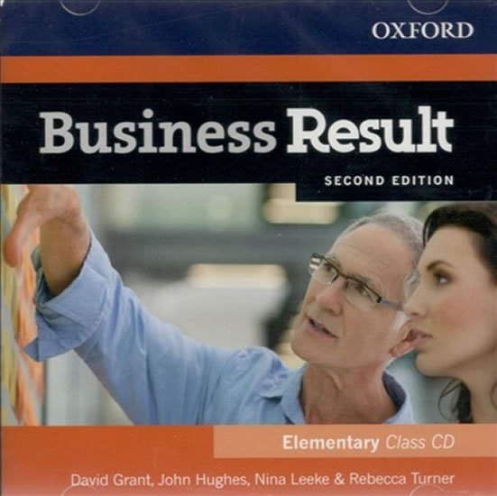 Business Result Elementary Class Audio CD (2nd) - David Grant