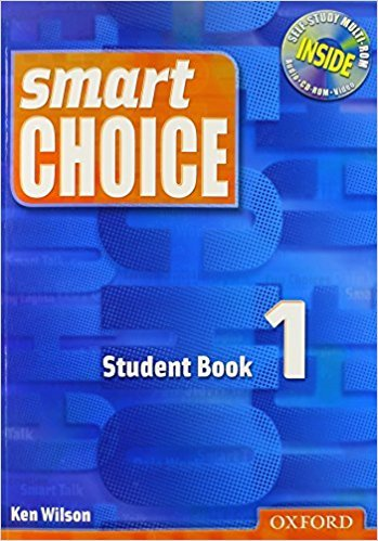 SMART CHOICE 1 STUDENT´S BOOK + MultiROM PACK