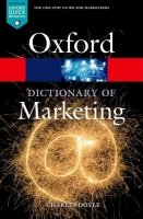 Oxford Dictionary of Marketing Fourth Edition (Oxford Paperback Reference)