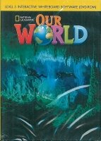Our World Level 5 Interactive Whiteboard Software (dvd-rom) - CRANDALL, J.;SHIN, J. K.