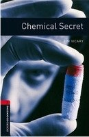 OXFORD BOOKWORMS LIBRARY New Edition 3 CHEMICAL SECRET AUDIO CD PACK