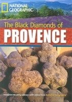 FOOTPRINT READERS LIBRARY Level 2200 - THE BLACK DIAMONDS OF PROVENCE + MultiDVD Pack