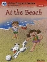 Oxford Storyland Readers 6 at the Beach - WRIGHT, G.