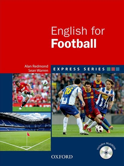 Express Series English for Football Student´s Book with Multi-ROM - Ian Redmond