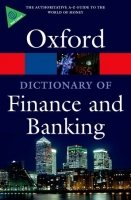 OXFORD DICTIONARY OF FINANCE AND BANKING 5th Edition (Oxford Paperback Reference)