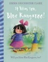It Was You Blue Kangaroo PB