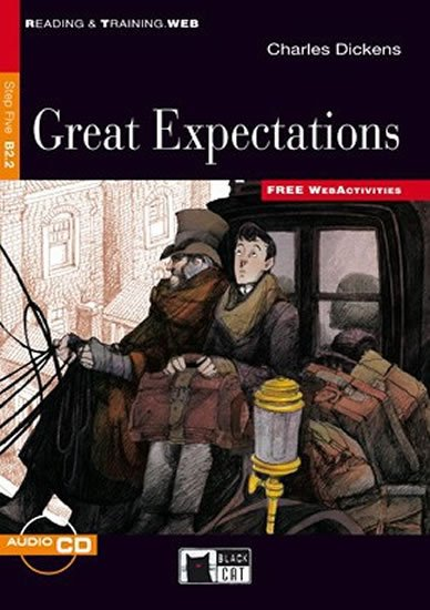 Great Expectations + CD - neuveden