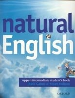 NATURAL ENGLISH UPPER INTERMEDIATE STUDENT´S BOOK WITH LISTENING BOOKLET