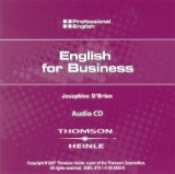 Professional English: English for Business Audio CD - O´BRIEN, J.