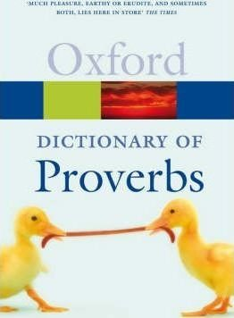 Oxford Dictionary of Proverbs 5th Edition (Oxford Paperback Reference) - SPEAKE, J.