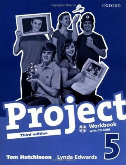 Project 5 Workbook with CD-ROM 3rd (International English Version) - Tom Hutchinson