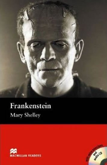 Macmillan Readers Elementary: Frankenstein T. Pk with CD - Mary Shelley