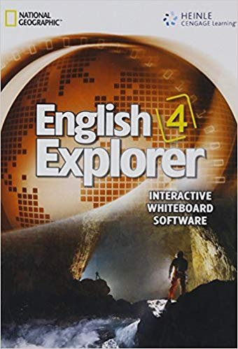 ENGLISH EXPLORER 4 INTERACTIVE WHITEBOARD CD