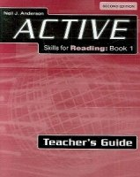 Active Skills for Reading Second Edition 1 Teacher´s Guide - ANDERSON, N. J.