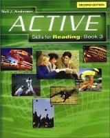 Active Skills for Reading Second Edition 3 Student's Book - ANDERSON, N. J.