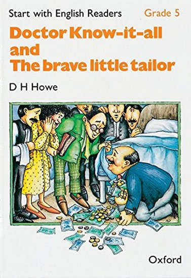 Start with English Readers 5 Doctor Know-it-all / Brave Little Tailor