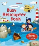 Busy Helicopter (Usborne Pull-back Books)