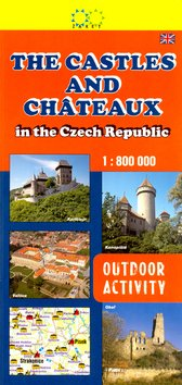 The Castles and Chateaux 1:800 000