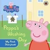 Peppa Pig: Peppa´s Washing