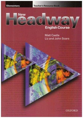 NEW HEADWAY ELEMENTARY TEACHER´S RESOURCE BOOK