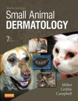 Muller and Kirk's Small Animal Dermatology, 7th ed.