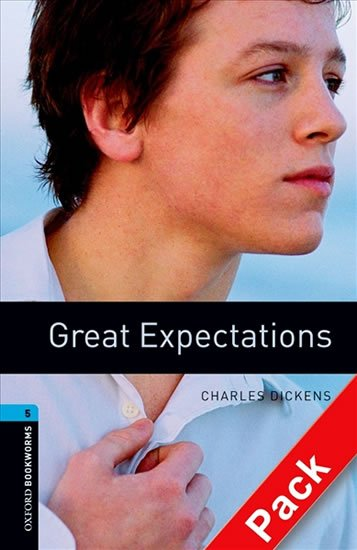 Oxford Bookworms Library 5 Great Expectations with Audio Mp3 pack (New Edition)