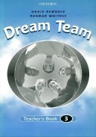 DREAM TEAM 3 TEACHER´S BOOK