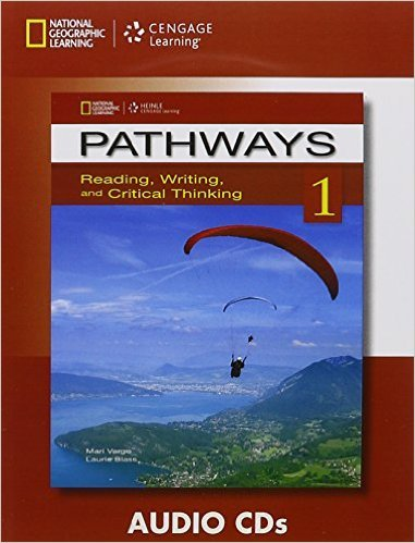 PATHWAYS READING, WRITING AND CRITICAL THINKING 1 AUDIO CD