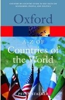 Oxford A-z of Countries of the World Second Edition (Oxford Paperback Reference) - STALKER, P.