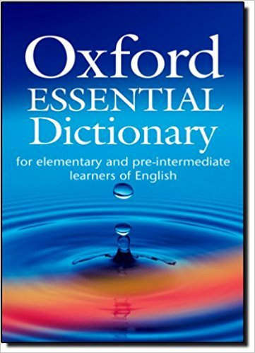 OXFORD ESSENTIAL DICTIONARY + CD-ROM PACK