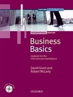 Business Basics International Edition Student´s Book Pack - GRANT, D.;MCLARTY, R.