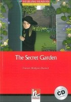 HELBLING READERS CLASSICS LEVEL 2 RED LINE - THE SECRET GARDEN + AUDIO CD PACK