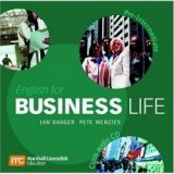 English for Business Life Pre-intermediate CD - BADGER, I.;MENZIES, P.