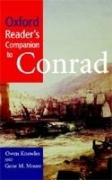OXFORD READER´S COMPANION TO CONRAD