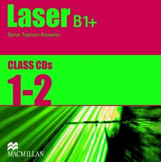 Laser B1+ (new edition) Class Audio CD (2) - Joanne Taylore-Knowles