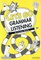 LET´S GO Second Edition 2 GRAMMAR AND LISTENING + AUDIO CD PACK