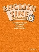 English Time 5 Teacher's Book - RIVERS, S.;TOYAMA, S.