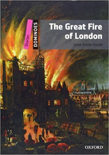 Dominoes Second Edition Level Starter - the Great Fire of London + MultiRom Pack - GOULD, J.;HARDY
