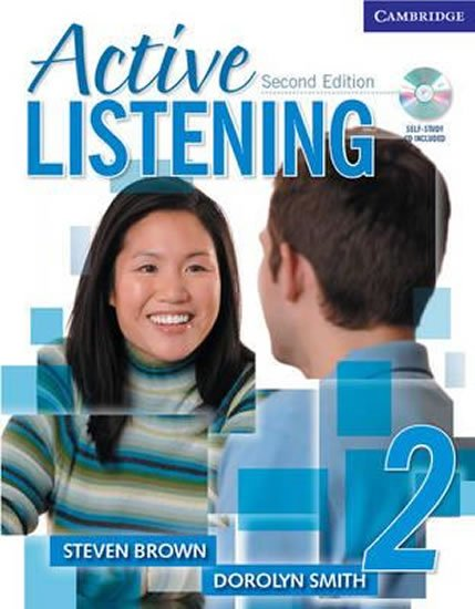 Active Listening 2 Students Book with Self-study Audio CD