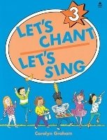 Let's Chant, Let's Sing 3 Student's Book - GRAHAM, C.