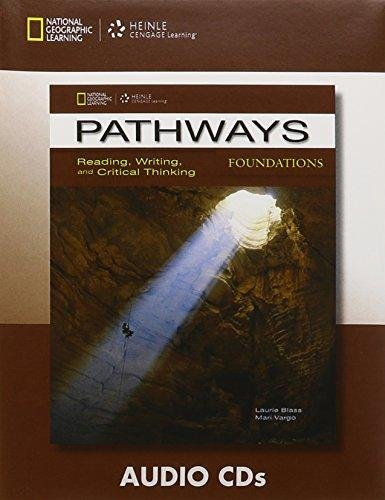 Pathways Reading, Writing and Critical Thinking Foundations Audio CD - VARGO M.;BLASS L.