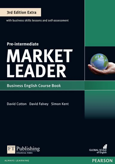 Market Leader 3rd Edition Extra Pre-Intermediate Coursebook w/ DVD-ROM/ MyEnglishLab Pack - Clare Walsh