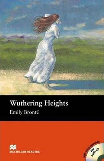 Macmillan Readers Intermediate: Wuthering Heights T. Pk with CD - Emily Bronteová