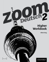 ZOOM DEUTSCH 2 HIGHER WORKBOOK PACK (8 cps Pack)