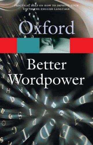 Oxford Better Wordpower New Edition (Oxford Paperback Reference) - WHITCUT, J.