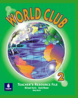 World Club - Teachers Book