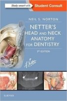 Netter's Head and Neck Anatomy for Dentistry, 3rd Ed.