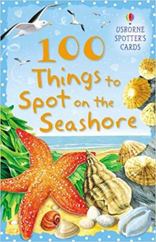100 Things to Spot on the Seashore - CLARKE, P.