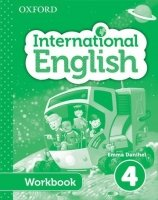 OXFORD INTERNATIONAL PRIMARY ENGLISH 4 WORKBOOK
