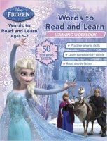 Frozen - Words to Read and Learn (Ages 6-7) (Disney Learning)